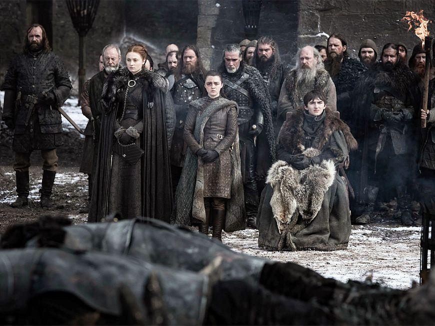 Игра престолов / Game of Thrones (2011 – 2019)