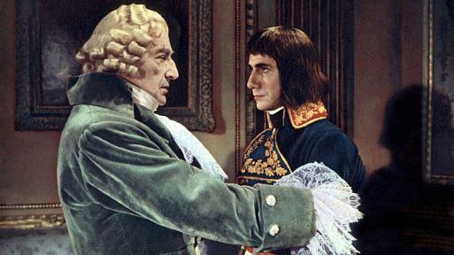 Раймон Пеллегрен – «Наполеон: Путь к вершине» / Napoleon (1954)