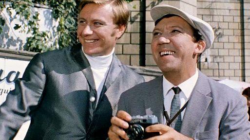 3. Бриллиантовая рука (1969)