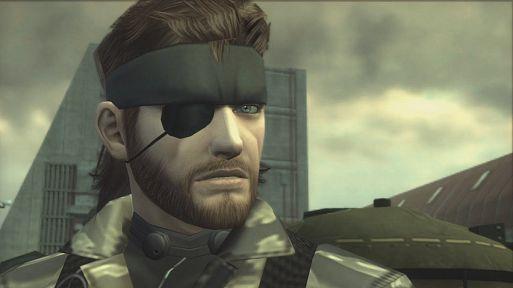Metal Gear Solid 3: Snake Eater (2004)