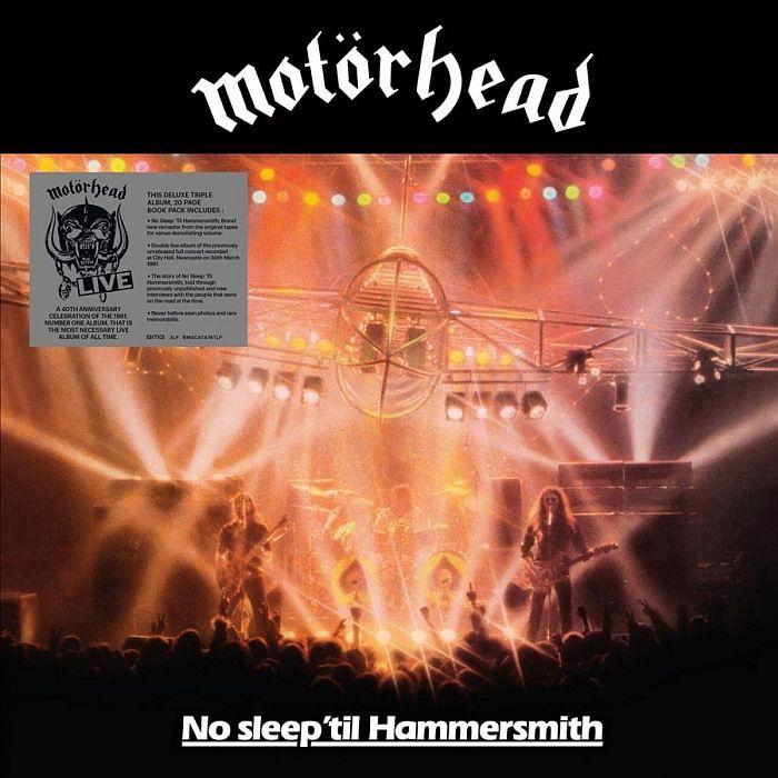 Motorhead «No Sleep