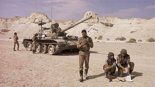 «Зверь» / The Beast of War (1988)