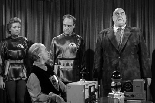 «План 9 из открытого космоса» / Plan 9 from Outer Space (1958)