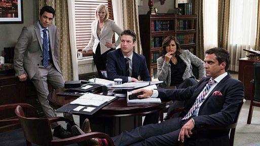 «Закон и порядок» / Law & Order (1990, 20 сезонов)
