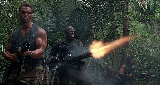 «Хищник» / Predator (1987)