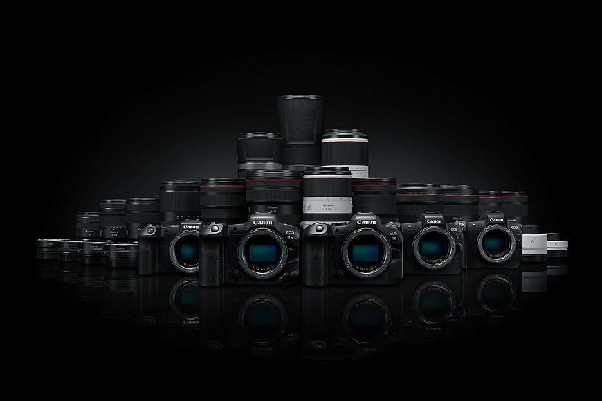 Беззаркальная система Canon EOS