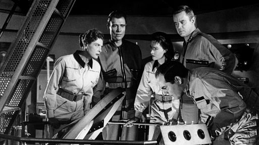 2. Оно! Ужас из космоса / It! The Terror from Beyond Space (1958)