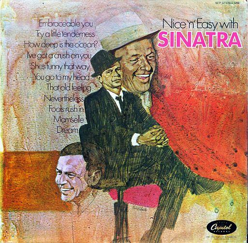 LP Frank Sinatra / Nice 'N' Easy