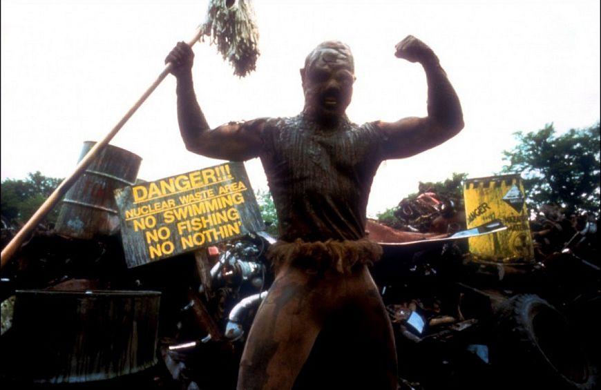Токсичный мститель / The Toxic Avenger (1984)