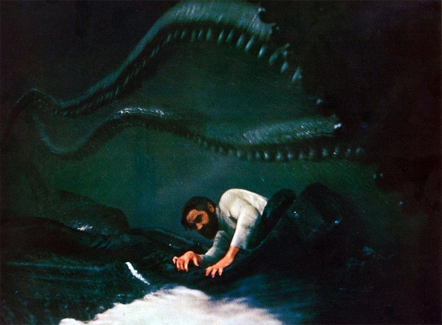 20 000 лье под водой / 20 000 Leagues Under the Sea (1954) – США