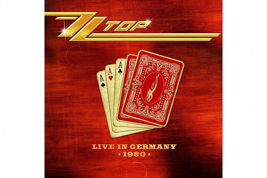 ZZ Top «Live In Germany 1980»