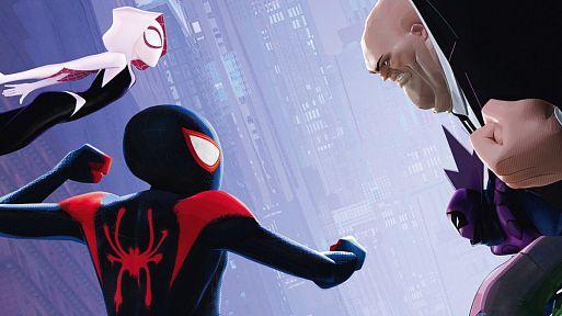 «Человек-паук: Через вселенные» / Spider-Man: Into the Spider-Verse (2018)