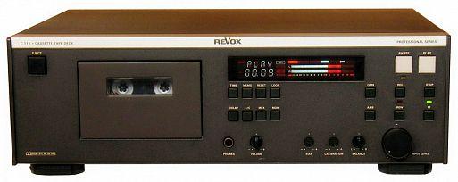 Revox C 115