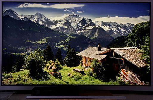 4K HDR QLED телевизор Samsung Q80R 65 дюймов
