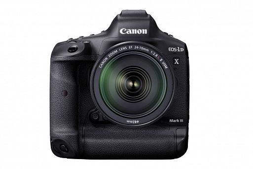 Камера Canon EOS 1D X Mark III