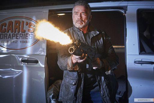 «Терминатор: Темные судьбы» / Terminator: Dark Fate – премьера 31 октября