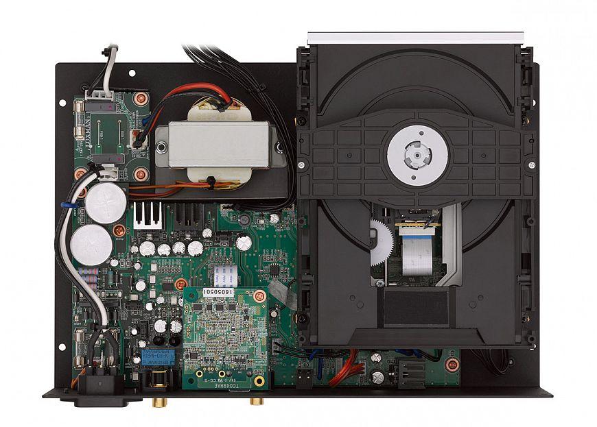 CD-проигрыватель / ЦАП LUXMAN D-N150
