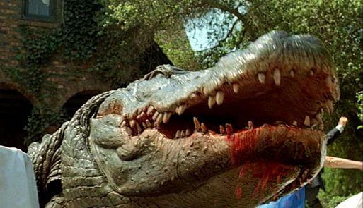 Аллигатор, «Аллигатор» / Alligator (1980)