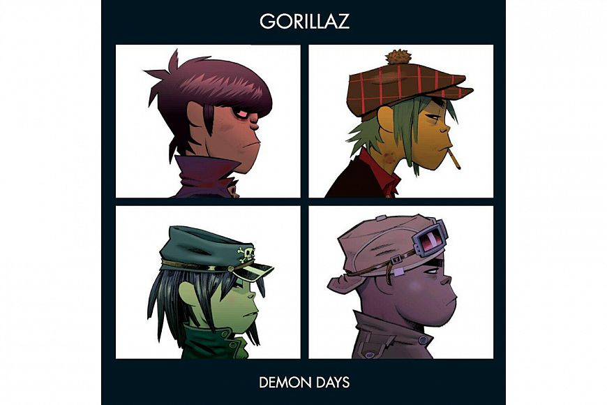 Gorillaz «Demon Days» (2005)