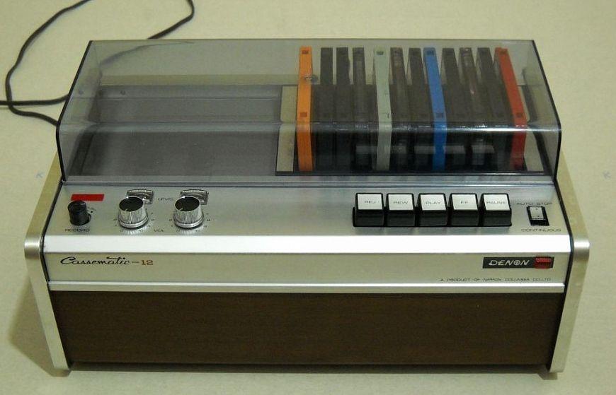 Топ 7 кассетных чейнджеров