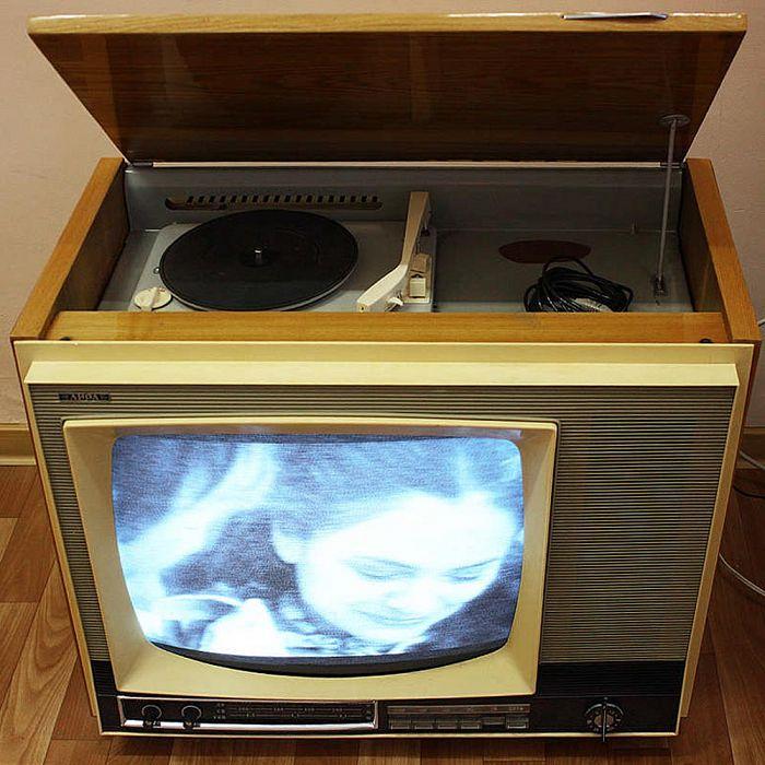 Топ 7 советских телерадиол