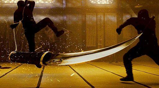 «Ниндзя-убийца» / Ninja Assassin (2009)