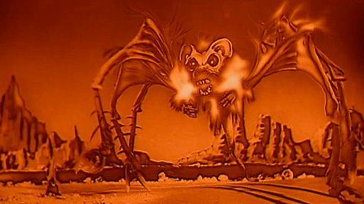 3. Грозная красная планета / The Angry Red Planet (1959)