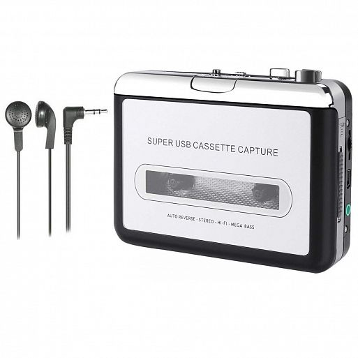 AONOKOY Portable Cassette player SPE00005-INK