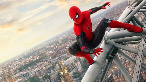 «Человек-паук: Вдали от дома» / Spider-Man: Far From Home