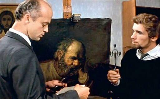 "«Возвращение ""Святого Луки""» (1970)"