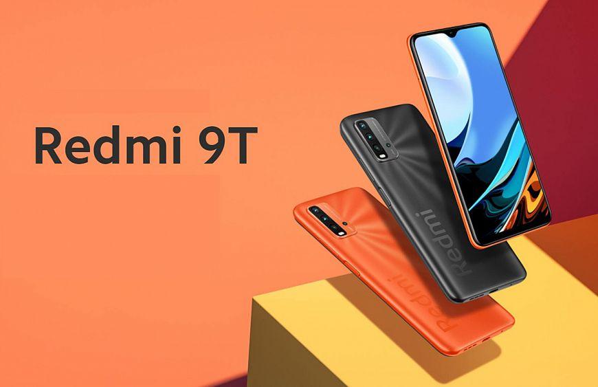 6. Xiaomi Redmi 9T