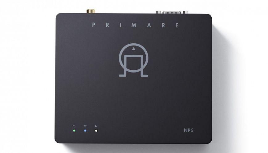 Сетевой проигрыватель PRIMARE NP5 Prisma