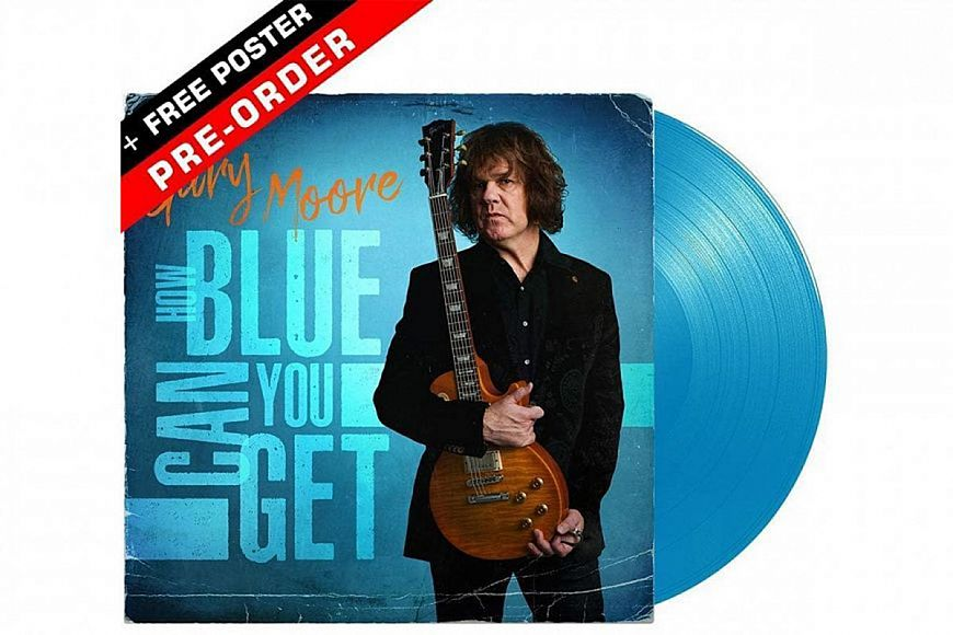 Gary Moore «How Blue Can You Get»