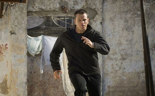 4. Ультиматум Борна / The Bourne Ultimatum (2007)