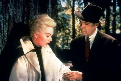 «Головокружение» / Vertigo (1958)