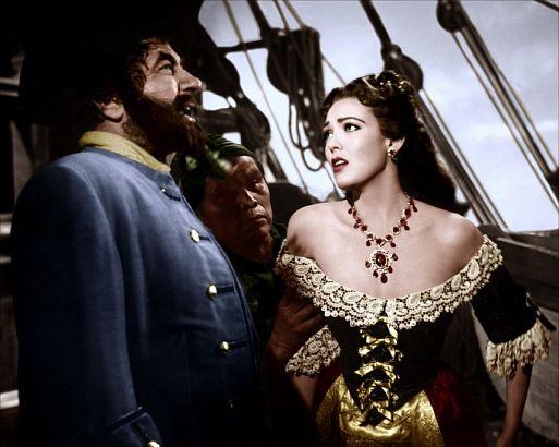«Пират Черная борода» / Blackbeard the Pirate (1952)