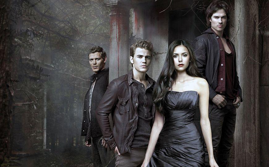 Дневники вампира / The Vampire Diaries (2009 – 2017)