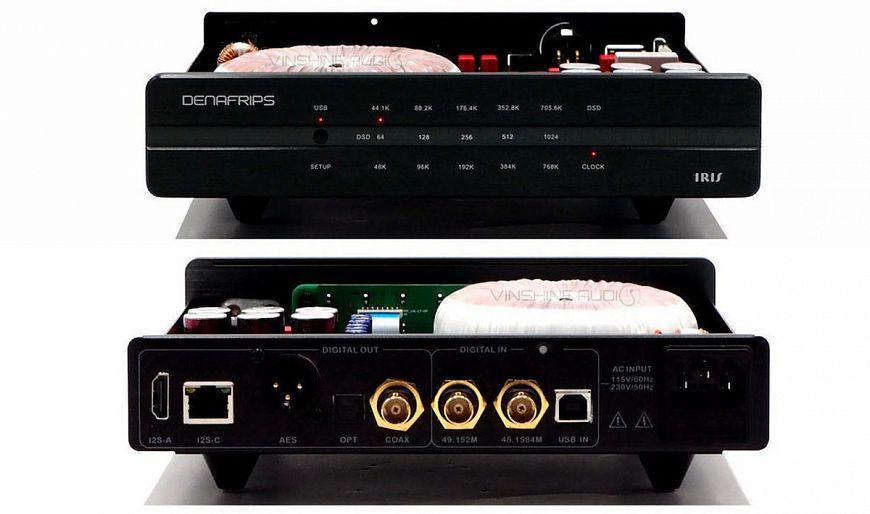 Vinshine Audio Denafrips Iris