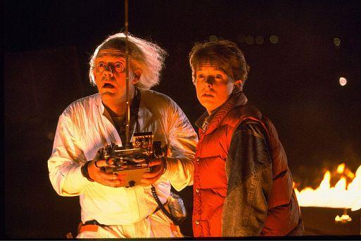 14. Назад в будущее / Back to the Future (1985)