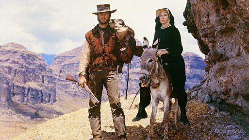 «Два мула для сестры Сары» / Two Mules For Sister Sara (1969)