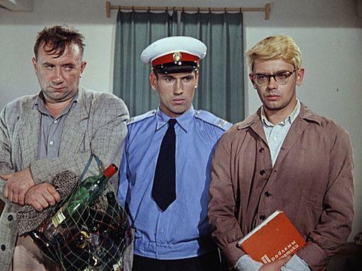 7. Операция «Ы» и другие приключения Шурика (1965)