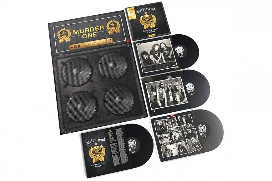 Motorhead «Everything Louder Forever: The Very Best Of» Deluxe Edition