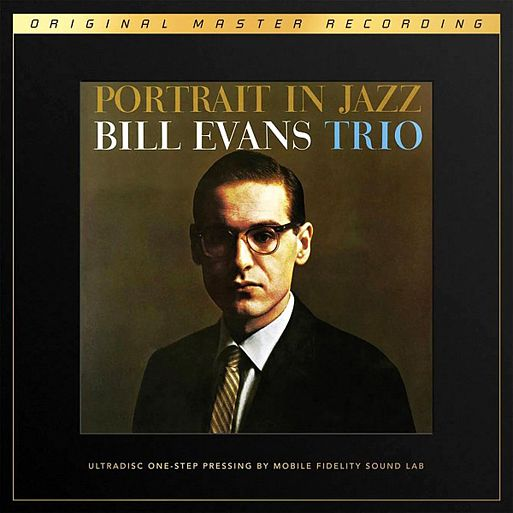 The Bill Evans Trio «Portrait in Jazz» Numbered Limited Edition SuperVinyl