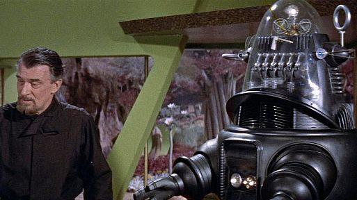 19. Запретная планета / Forbidden Planet (1956)