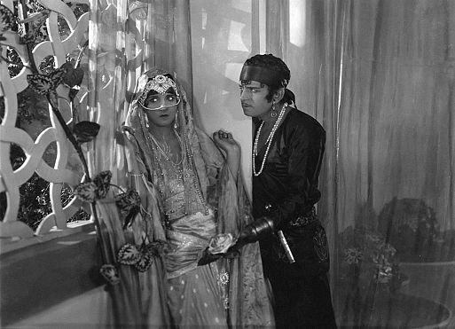 «Багдадский вор» / The Thief of Bagdad (1924)