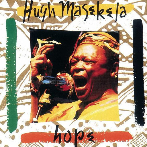 2. Hugh Masekela «Hope»