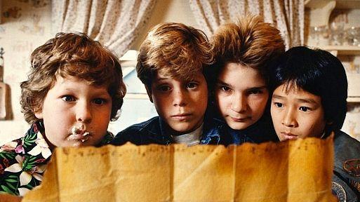 «Балбесы» / The Goonies (1985)