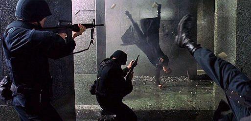 1. Матрица / The Matrix (1999)