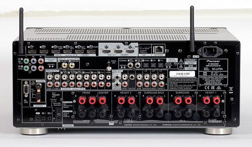AV-ресивер Pioneer SC-LX704