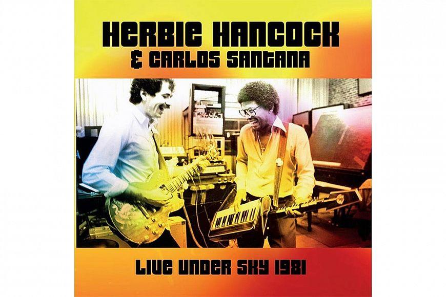 Herbie Hancock & Carlos Santana «Live Under The Sky»
